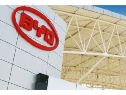 比亚迪微电子正式更名,着重发展车规级半导体