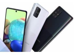 首款搭载汇顶科技屏下光学指纹方案,三星Galaxy A71 5G手机明日发售
