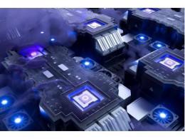 欣盛高清显示用驱动芯片项目设备批量调试,预计年产可达3亿颗芯片载带