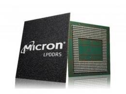 美光牵手摩托罗拉,新机motorola edge+首发低功耗DDR5 DRAM