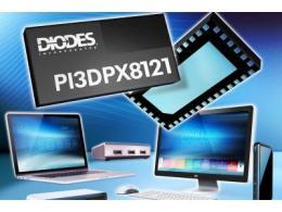 Diodes 公司推出业界首款 DisplayPort 2.0 主动开关
