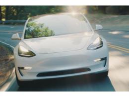 为满足新能源汽车补贴要求,国产Model 3价格降至30万元内