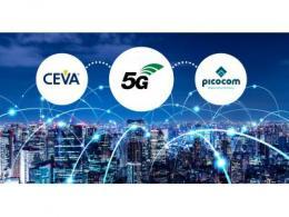 Picocom获得CEVA DSP授权许可  用于5G新射频基础设施SoC
