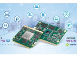 研華推出基于NXP i.MX8 ARM核心模塊 多工業應用理想選擇