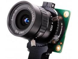 e络盟首发 Raspberry Pi高端相机模块新品上市