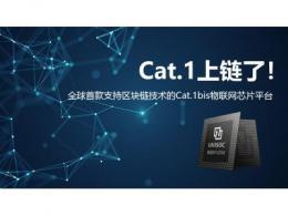 Cat.1融合区块链,将带来哪些价值?