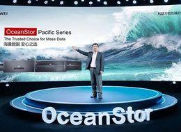"""""""新基建""""火热,谁能存储""""太平洋""""一样的海量数据?华为OceanStor定乾坤"""