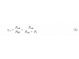 详解E类功率放大器与并联电容的分析及设计方法