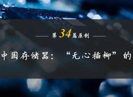 """【中篇】中国存储器:""""无心插柳""""的战略突围"""