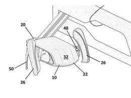 宾利申请可伸缩方向盘专利,为自动驾驶提供良好体验
