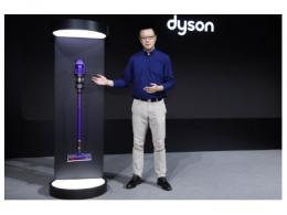 戴森全新Digital Slim轻量无绳吸尘器全球首发