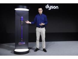 戴森全新 Digital Slim 轻量无绳吸尘器全球首发