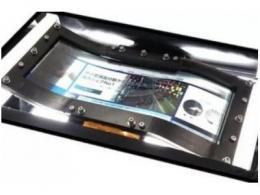 NSC研发可弯曲玻璃基板LCD面板最小曲R100mm,2022年量产