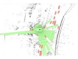 """助力自动驾驶""""检测进度"""",推理性传感器构建数字地图"""
