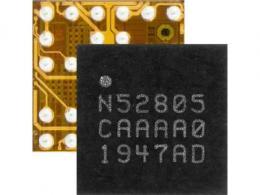 Nordic nRF52805为业界认可的nRF52系列添加了针对紧凑型双层PCB无线产品