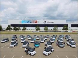 大众测试ID.3电动汽车,为上市前进行额外质量保证