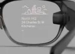 Google1.8亿美元收购了一家智能眼镜公司