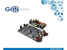 GaN Systems的GS-EVB-AUD-xx1-GS音频评估板在贸泽开售