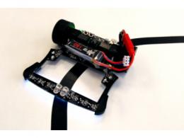 卷积神经网络控制巡线智能车