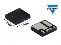 Vishay推出新款30 V MOSFET半桥功率级模块,输出电流提高11 %.