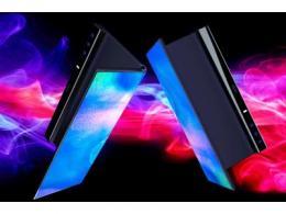 折叠起来也能确认通知,苹果发布非对称折叠iPhone新专利