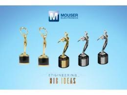 贸泽电子《让创意走进现实》系列短片荣获泰利电视奖和传播奖