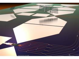 """""""人造原子""""工艺攻克难关,超大规模光子学芯片诞生"""