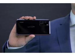 比亚迪汉定制款华为P40发布:配置与普通版一样,没电也能解锁汽车?
