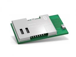 e络盟发售全新Panasonic 蓝牙®5.0低能耗模块