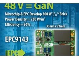 EPC和Microchip公司携手开发用于高功率密度计算应用和数据中心