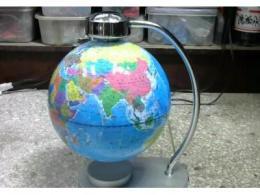 漂亮的磁悬浮地球仪