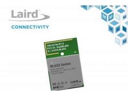 Laird Connectivity BL653系列模块在贸泽开售  支持严苛环境下的长距离BLE应用