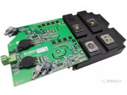 青铜剑推出适配400A/500A/3300V IGBT模块的即插即用驱动器