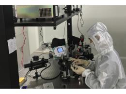 華岸科技成功研發紫外激光器,推動納米技術、等離子體物理等全面發展