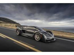 汽车商为超跑制造3D打印结构部件,油电混合动力系统百公里提速1.9s