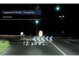 奔驰新款S级车型搭载全球首个ARHUD系统,视觉效果也太舒服了
