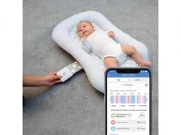 摩托罗拉低功耗蓝牙智能传感器实时监测婴儿生命体征
