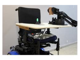 英特尔神经拟态研究社区新进展:携手埃森哲研发轮椅上的机械臂