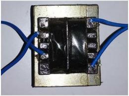 基于变压器交流转直流电路