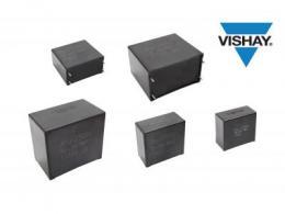 Vishay推出可在高湿环境下确保稳定容量和ESR的汽车级DC-Link 薄膜电容器