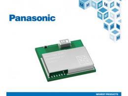 Panasonic PAN1740A BLE模块在贸泽开售  支持语音指令和动作识别