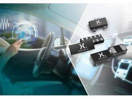 新型汽车Treos ESD保护结合了高信号完整性、低箝位电压和高浪涌鲁棒性