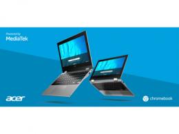 云电脑彻底改变传统PC形态,联发科涉猎Chromebook市场