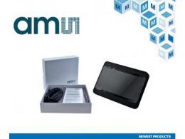 贸泽电子开售用于ToF 距离测量的ams TMF8801-EVM评估套件