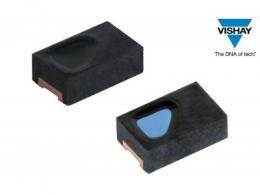 Vishay推出汽车级PIN光电二极管,高度低至0.7 mm,提高信噪比
