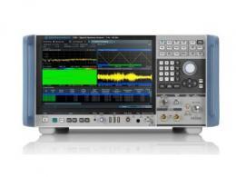 罗德与施瓦茨公司的FSW信号与频谱分析仪升级到8.3 GHz分析带宽