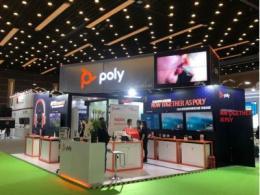 以无界创新应万变新常态,Poly博诣亮相InfoComm China 2020