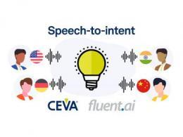 CEVA与Fluent.ai合作提供用于智能边缘设备的多语言  语音理解解决方案