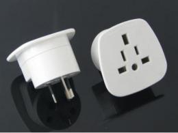 各个国家电压规格及转换插头