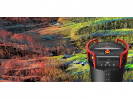Leica TerRainMapper-2集成了lida和区域测绘项目的成像,并为倾斜成像系统提供了简单的升级路径